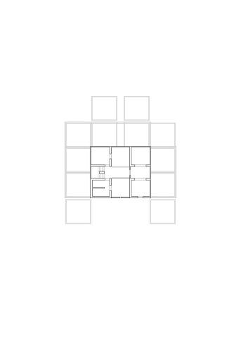 maison fleischer plan R+1